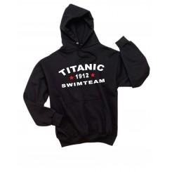 Hoodie - Titanic Swim Team