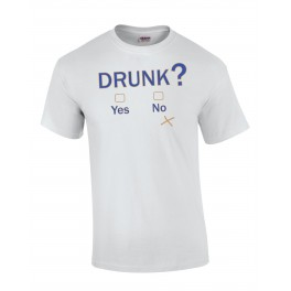 Drunk? Yes / No