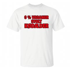T-Shirt - Stolt Kødæder