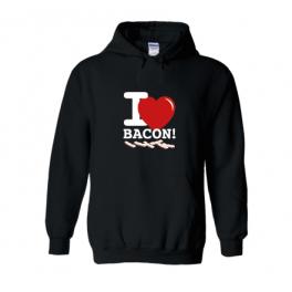 I Love Bacon (hoodie)