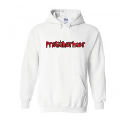 Prøliåhørhær (hoodie)