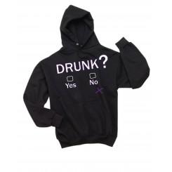 Hættetrøje Drunk